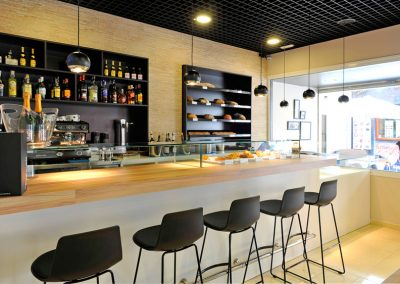 Cafetería Demok